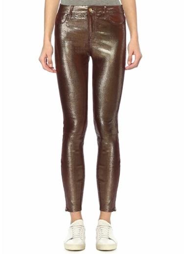 J Brand Pantolon Altın